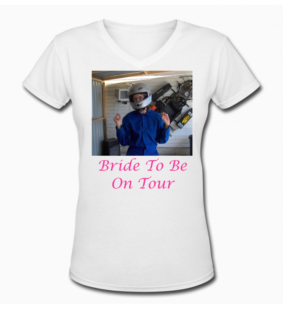 Personalised hen party weekend t shirts a1 personalised for Hen party t shirts