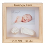 Engraved Bambino Photo Frame and Casting Kit