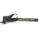 Embroidered Masters Golf Trolley Webbing Straps
