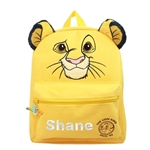 Personalised Disney's Simba Lion King Backpack