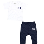 Embroidered Children's Lounge Wear