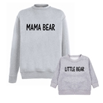 Mama Bear and Little Bear Jumpers