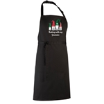 Personalised Christmas Gnomes Aprons