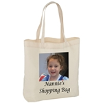 Personalised Fabric Tote Bags