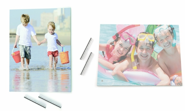 Personalised Glass Photo Frame Panel 8 x 10 inch