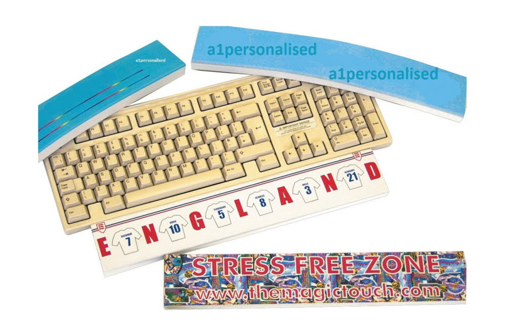 Personalised Wrist Rest Support
