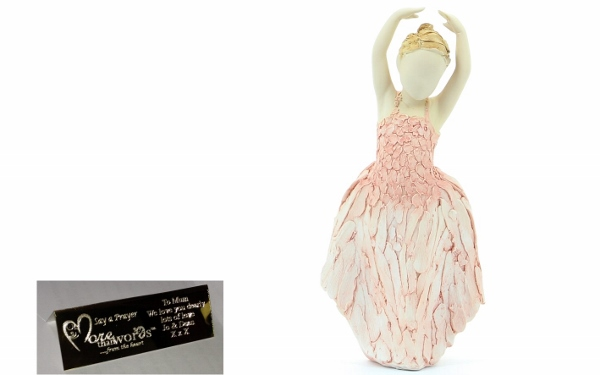 Little Princess More Than Words Figurine