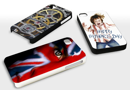 Personalised iPhone 4/4S Plastic Case/cover