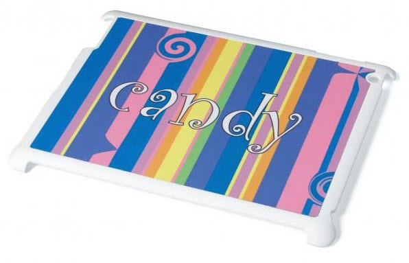 Personalised iPad 2 Shell Cover