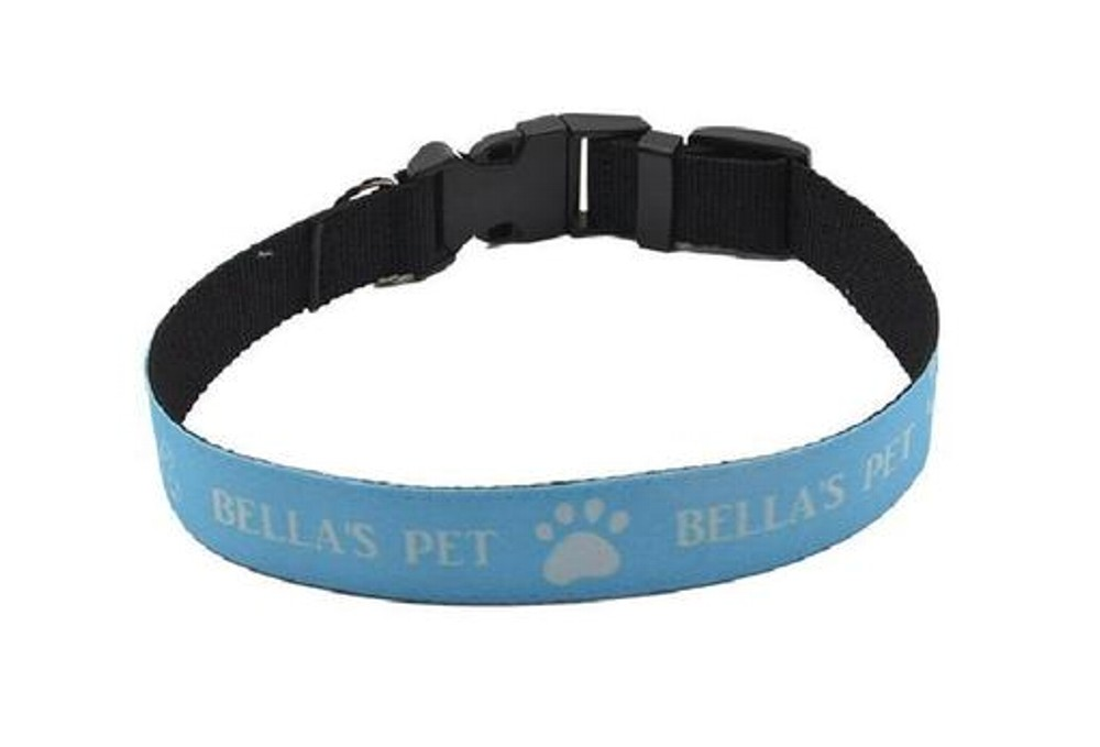 Personalised Pet Collars - 3 sizes