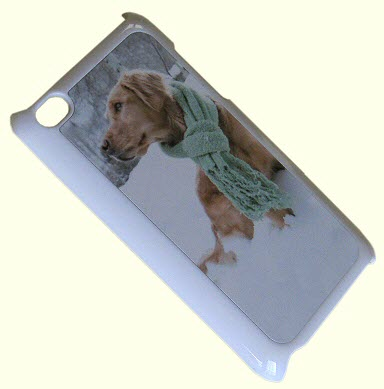 Personalised iPod Touch 4 Case/Cover