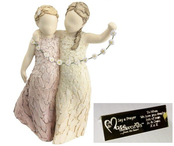 Friendship More Than Words Figurine