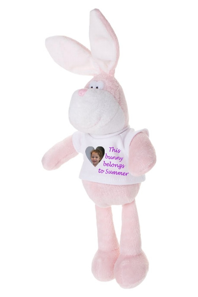 1f44404d8eb0 Personalised Photo Bunny Rabbit @ A1 Personalised Gifts