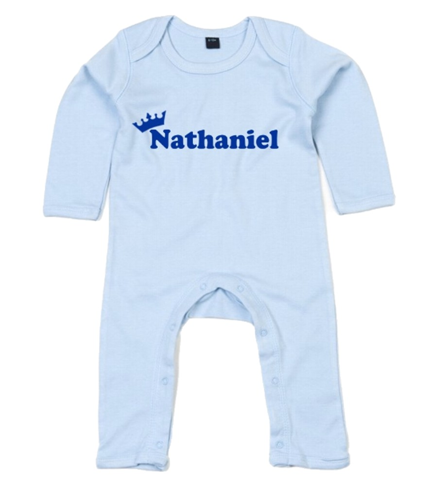 Babybugz Personalised Baby Rompersuit