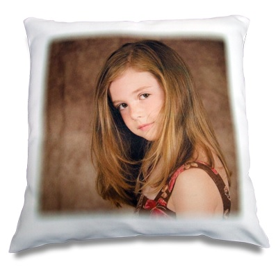 Personalised Photo Cushion Cover with Cushion
