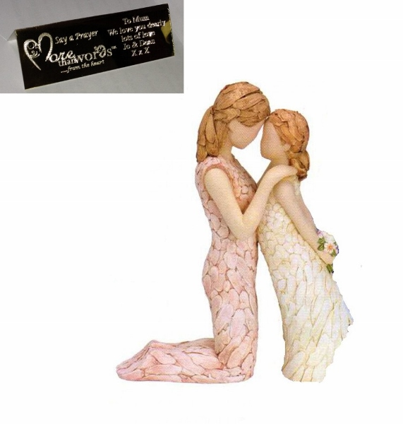 You're The Best More Than Words Figurine