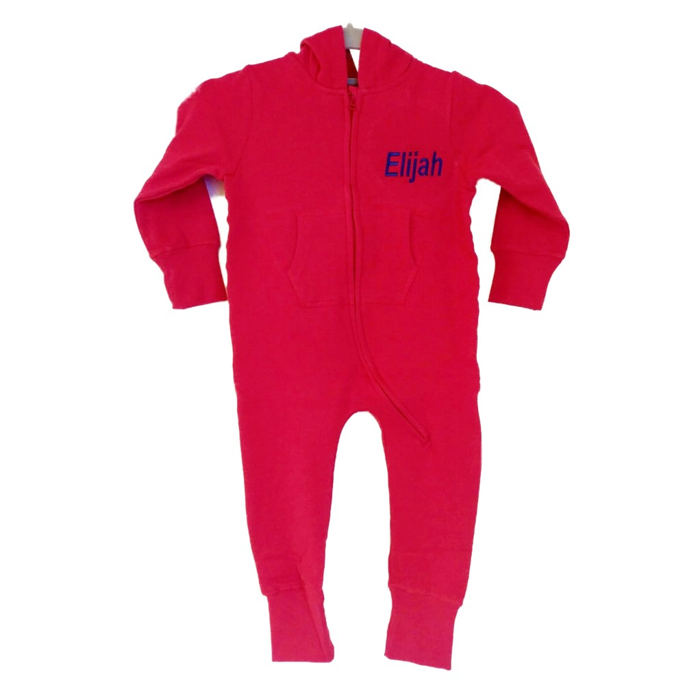 Personalised Embroidered Childrens Onesie