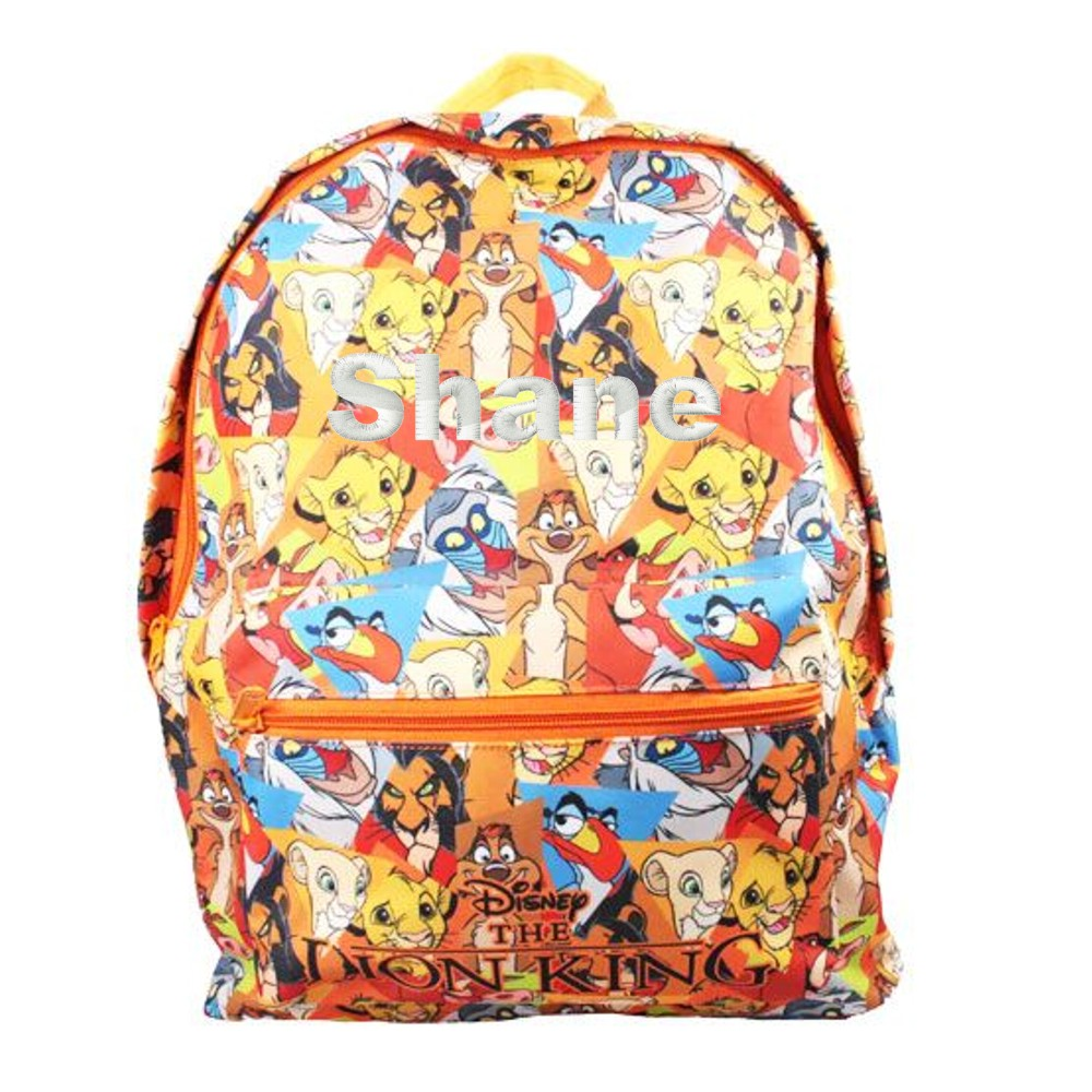 Personalised Disney's Lion King Backpack