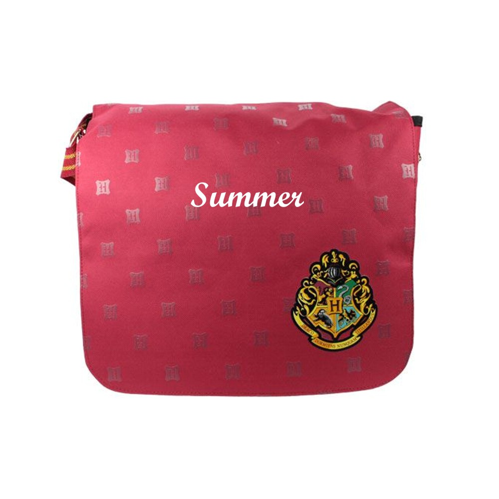 Personalised Harry Potter Messenger Bag