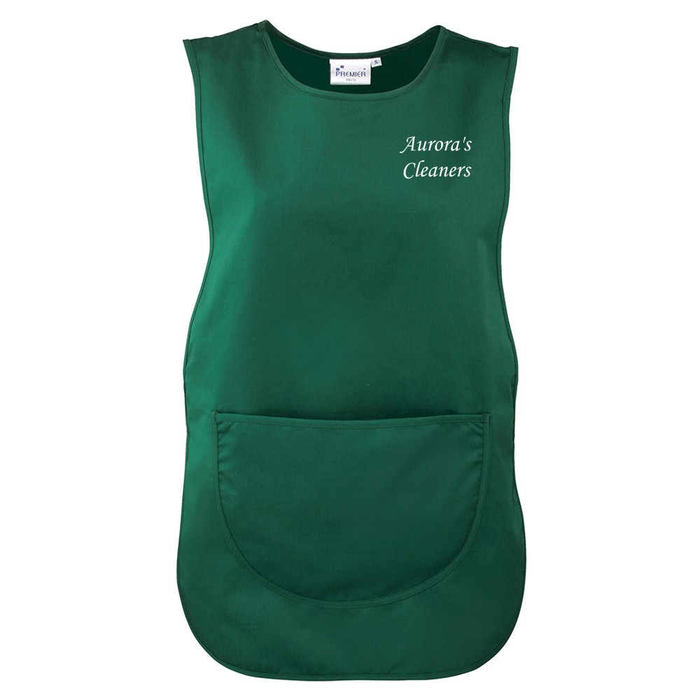 Embroidered Personalised Tabard