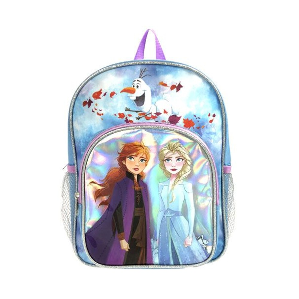 Personalised Frozen 2 Elsa Ana Backpack