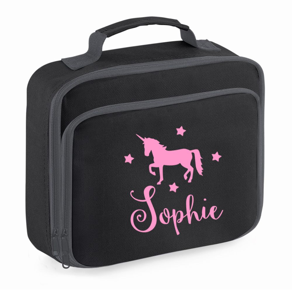 Personalised Insulated Lunch Cooler Bag Box