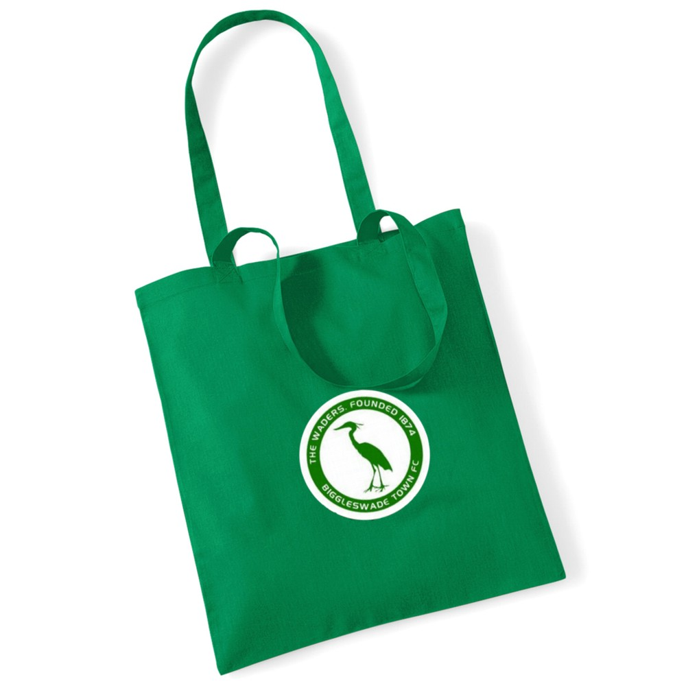 Biggleswade Town Football Club Tote Bag