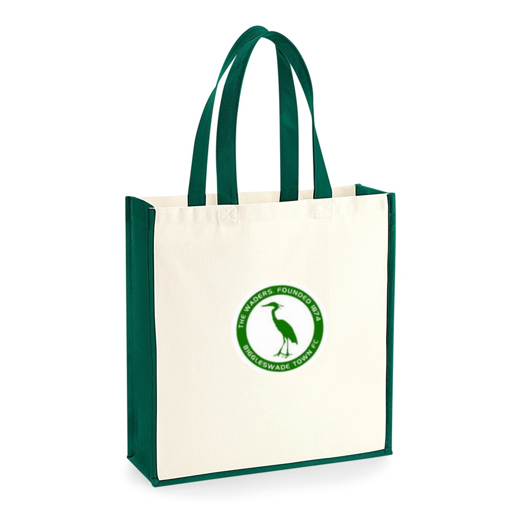Biggleswade Town Football Club Premium Tote Bag