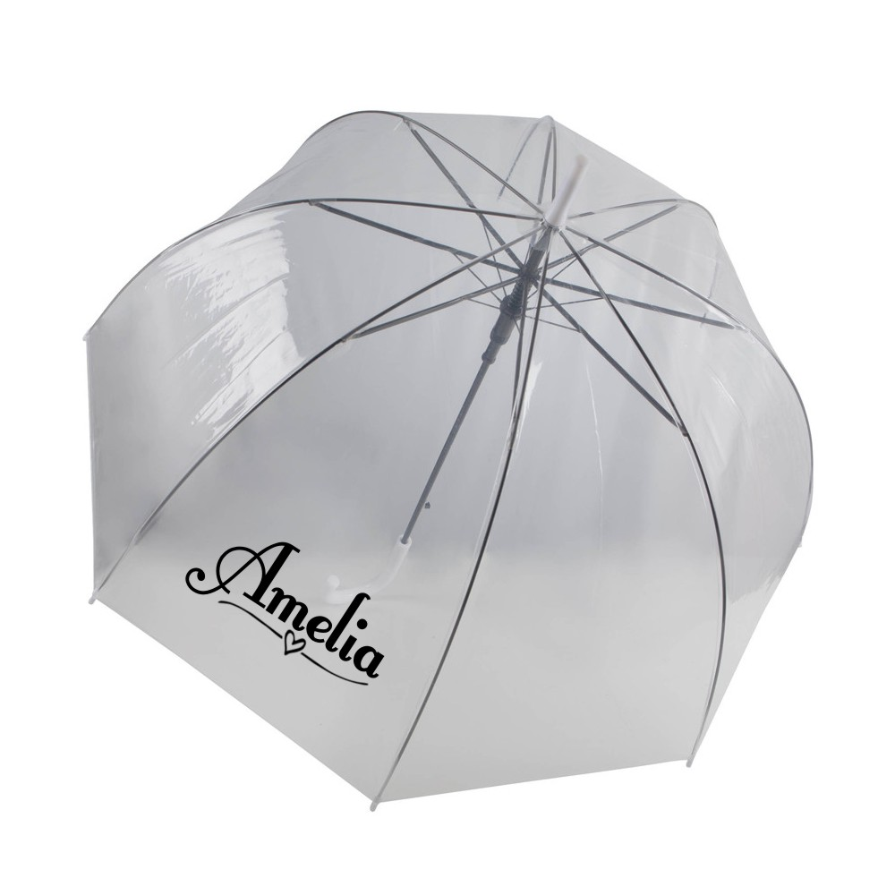 Personalised Bubble Umbrella