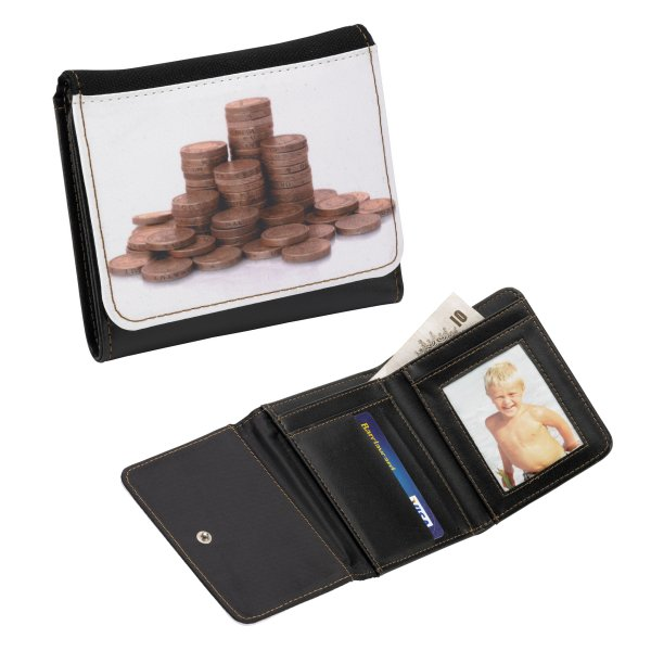 Personalised Photo Mens Wallet