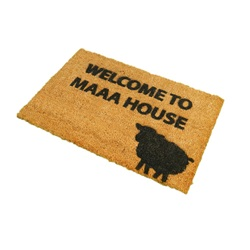Welcome to Maaa House Doormat