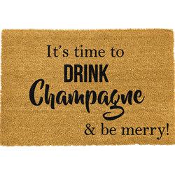 Drink And Be Merry Doormat
